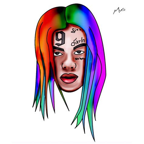 6ix9ine drawing 1 6ix9ine drawing now for free download on ayoqq org