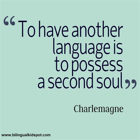 language is bilingual quotes bilingual kidspot