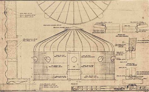 Dymaxion House Plans The Necessity Of Ruins The Lost Dymaxion Deployment Units Of Buckminster Fuller Alastair Gordon