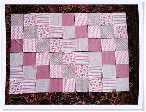 Patchwork Decke übergröße by Patchworkdecke Selber Machen Mytoys