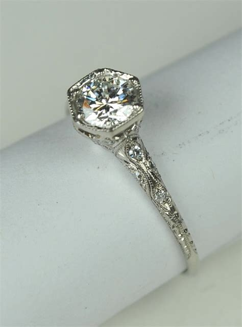 antique wedding ring vintage wedding ring 805855 weddbook