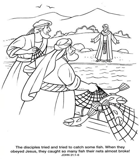 coloring pages jesus appears to his disciples jesus appears to disciples on beach calvarywilliamsport