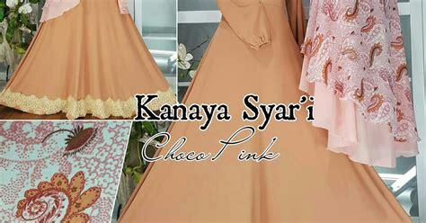 Baju Pesta Bordir Kanaya Fs2256 1 grosir baju gamis murah gamis murahan