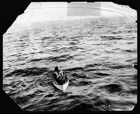 Of The Sinking by Historic Images From The Titanic Sinking Times Union