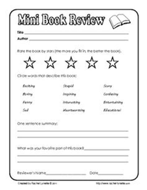 books babies and bows free book review template for