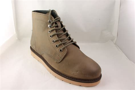 mens boots office mens office cedar lace boots grey nubuck boots ex display