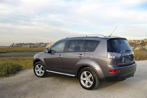 2009 mitsubishi outlander 2009 mitsubishi outlander reviews specs and prices cars