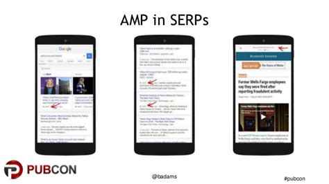 mobile pages introduction to accelerated mobile pages pubcon