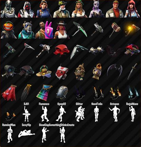 fortnite season 6 fortnite season 6 skins leak pets names list
