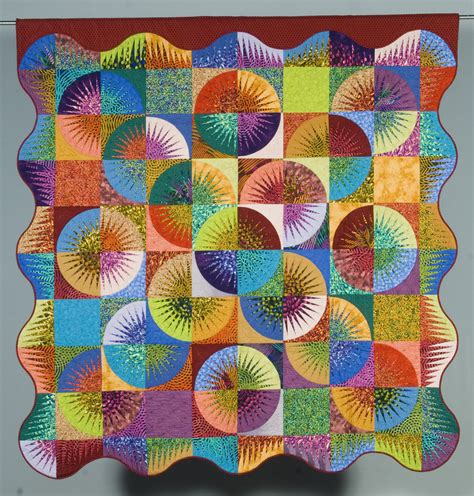 quot invisible quot by serena toppins 1st place pieced quilt