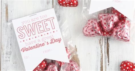 7 adorable diy for valentine s day eatwell101 printable valentine s day gift tags cute diy valentine