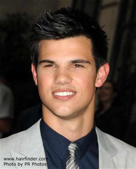 how to style my hair like taylor lautner taylor lautner with his hair cut around his ears