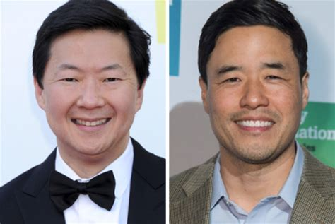 ken jeong fresh off the boat episode ken jeong to play randall park s twin brother on fresh