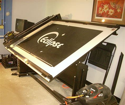 Mat Cutting Supplies by Used Eclipse Pro 40x60 Cmc Mat Cutter Picture Framing
