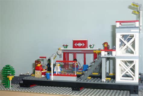 Lego 7937 City Station lego city 7937 station i brick city
