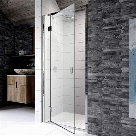 Hinged Shower Doors Uk Kudos 8 Hinged Shower Door For Recess Uk Bathrooms