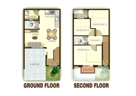 floor plans designs two story house plans best selling two story home plans