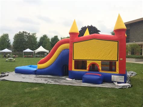 water bounce house rental rent a jumper bounce house water slides tables chairs tents power rangers deluxe