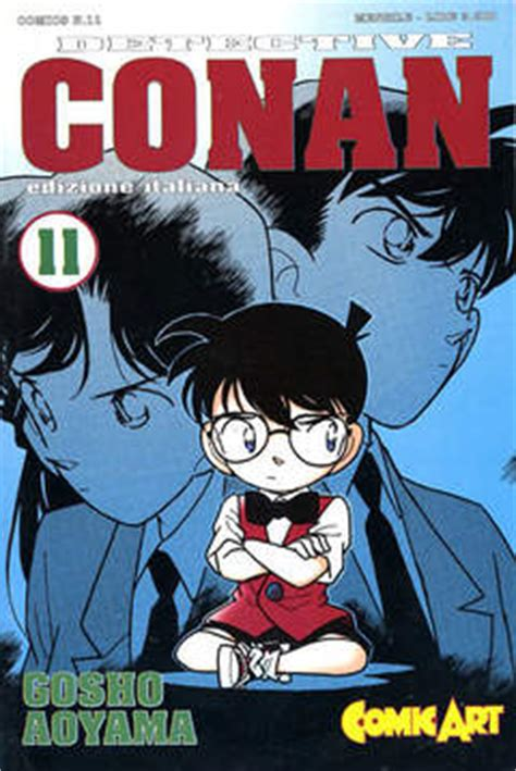 Detective Conan 66 70 Aoyama Gosho comic detective conan 11 conan di gosho aoyama