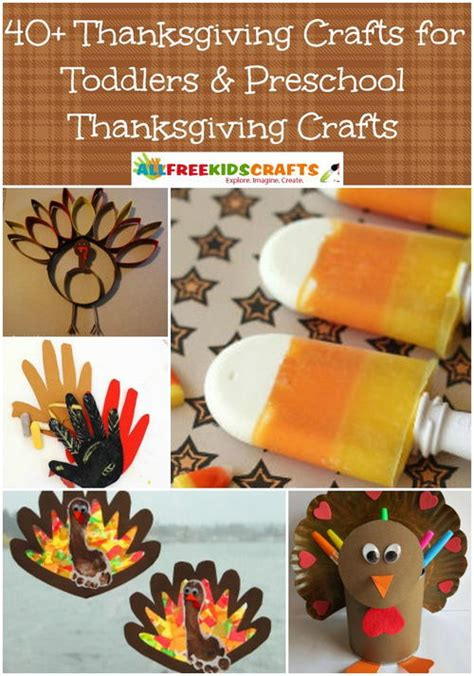 thanksgiving preschool craft projects 40 thanksgiving crafts for toddlers preschool