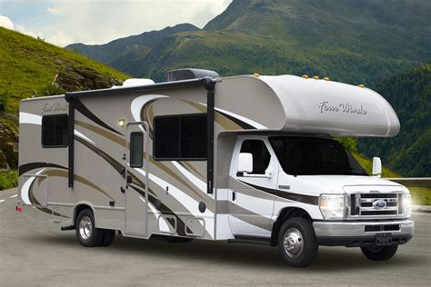 Motor Homes ford motor co rv business