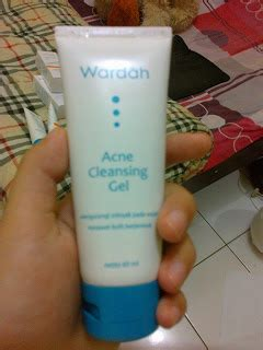Scrub Muka Wardah review wardah acne series edisi muka pasca breakout