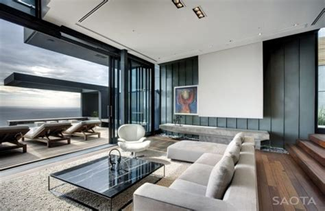 living room nightclub cape town sanctuary house in cape town by saota