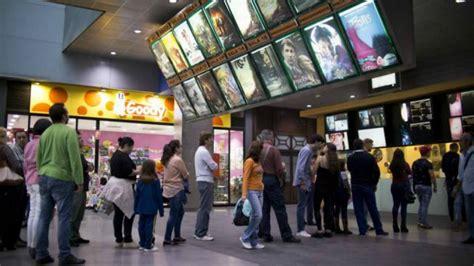 precio de las entradas al cine el cine bajo la lupa gobierno 191 subir 225 de nuevo el