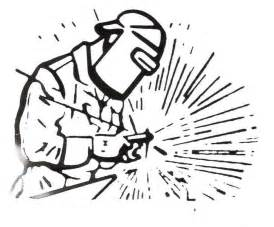 welder coloring pages
