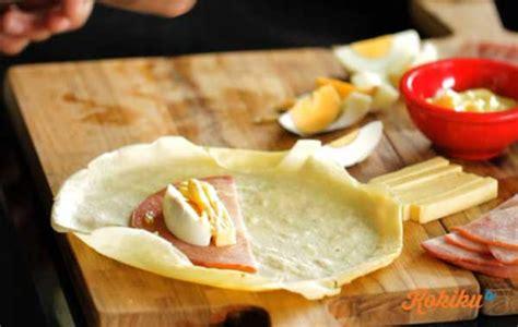 cara membuat risoles ham keju risoles keju mayonnaise resepkoki co