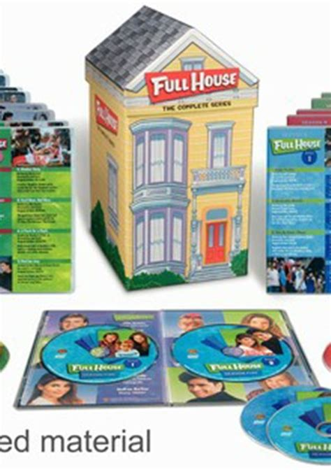 full house complete series best buy full house the complete series dvd dvd empire