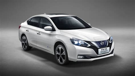 2018 Nissan Sylphy Zero Emission Is Half Sentra Half Leaf