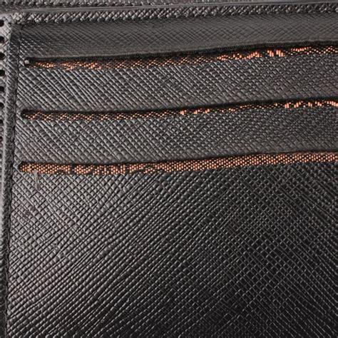 Embossing Wallet Black cool mens black embossing cowhide black wallets