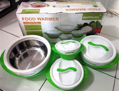 membuat bolu dengan happy call happy call thermo container 4pc wadah tempat makanan awet
