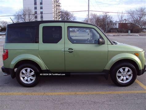2006 Honda Element by 2006 Honda Element Ex Side Airbags