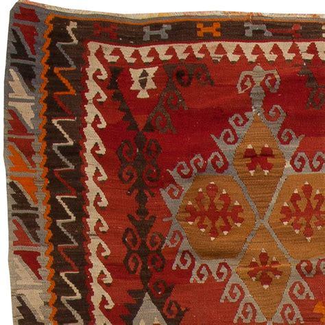 vintage kilim rug antique turkish kilim rug bb5428 ebay