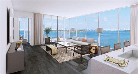 miami condo interior design by biscayne a high end condo in miami s edgewater