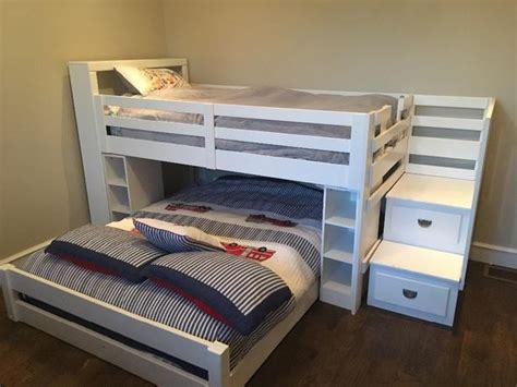 Organic Bunk Bed Mattress by Bunk Beds With 2 Organic Mattresses And Mattress Covers Saanich