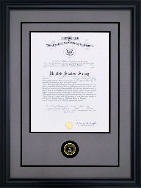 officer promotion certificate frame army officer promotion certificate related keywords army