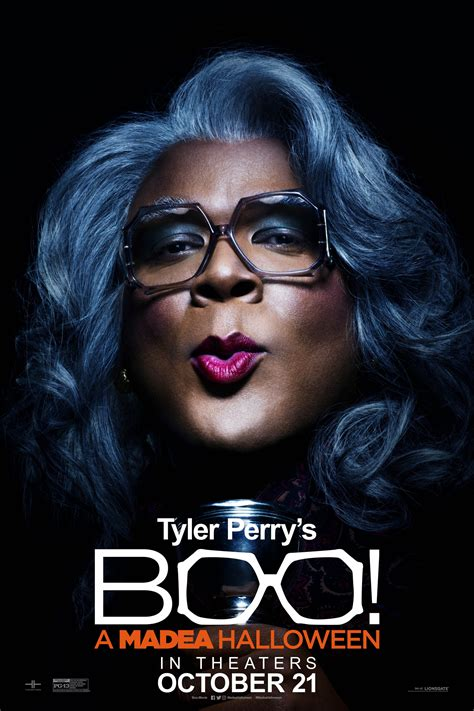 movie releases tyler perrys boo 2 a madea halloween by tyler perry tyler perrys boo a madea halloween poster 6 blackfilm com read blackfilm com read