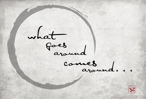 what goes around comes around design by rita project 365