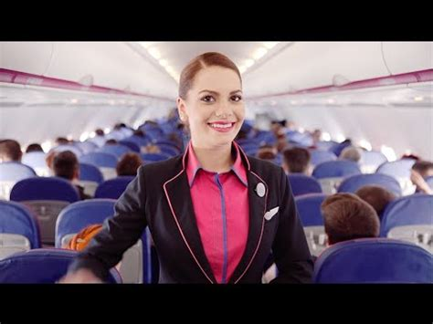 Why Do You Want To Join Cabin Crew by Become A Wizz Air Cabin Crew
