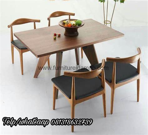 Jual Sofa Scandinavian Kaskus set kursi cafe resto kayu jati murah kci 102 furniture