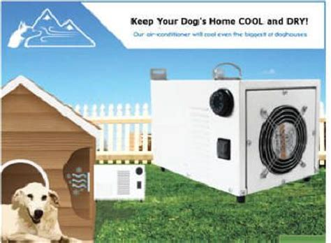 dog house with air conditioner best 25 house air conditioner ideas on pinterest air