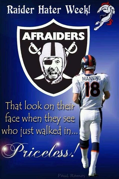 Raider Hater Memes - 79 best raider hater images on pinterest football team