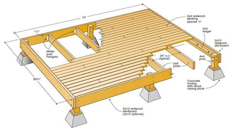 free wood deck plans free deck plans blueprints deck plan treesranch com