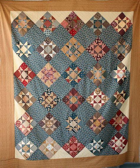steppdecken set civil war homefront quilt by betsy chutchian for lone