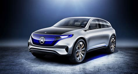 future mercedes mercedes eq car with zero emissions into the