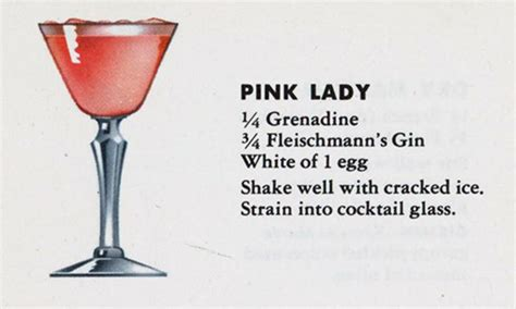pink lady cocktail the state of drinks or so it s come to this