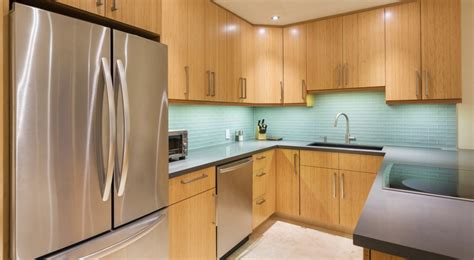 Knobs Or Pulls For Kitchen Cabinets by Die Moderne Holzk 252 Che Auf K 252 Chenliebhaber De